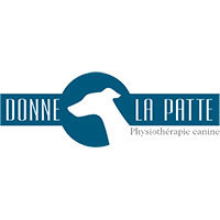 Logo donne la patte