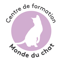 Logo centre de formation le monde du chat cd25129cc596ae3da02a
